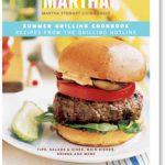 FREE PDF Download of Martha Stewart's Summer Grilling Cookbook!