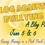 Blog Against Bullying Party!