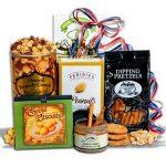 Winner of the Gourmet Gift Basket!