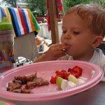 Toddler Talk Thursday: Food!