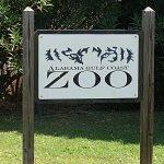 Alabama Gulf Coast Zoo!