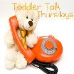 Toddler Talk Thursday: Music!