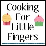 Mommy's Lil' Monster Bash–Pumpkin Bread from Jacqui at Cooking For Little Fingers!