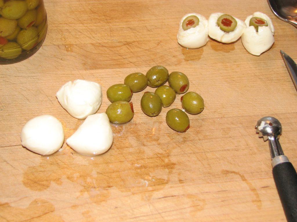 Making Eyeballs for Eyeball Soup
