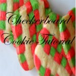 Toddler Wonderland Guest Post: Checkerboard Cookies!
