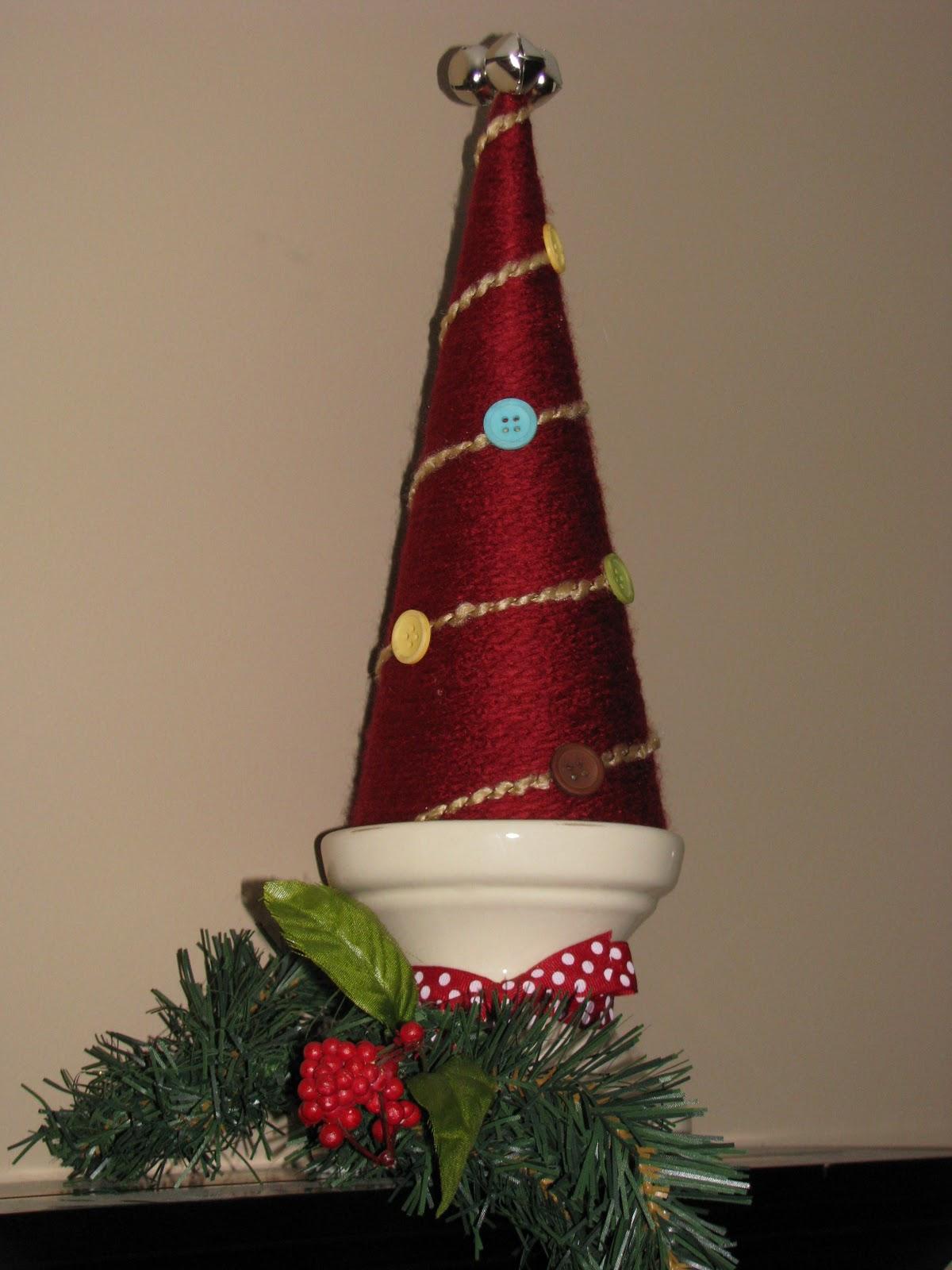 Yarn Christmas Tree
