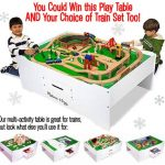 Great Melissa & Doug Train Table Giveaway!