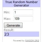 Winners And 3 Giveaways Ending Today!