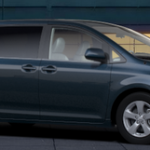 Driving a 2011 Toyota Sienna to Disney World!
