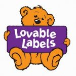 I'm A Lovable Labels Love Bug!