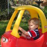 Toddler Talk Thursday: Favorite Outdoor Activity!