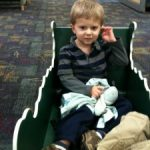 Toddler Talk Thursday: A Letter to Hayden about His Day Today!