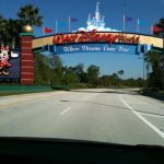 We are in Disney World!