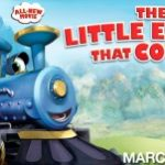 Giveaway: Kidtoons Little Engine That Could Prize Pack! 4 Winners!