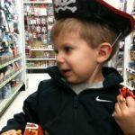 Wordless Wednesday: Pirate Mania!