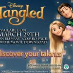 Giveaway: Tangled Blu-Ray/DVD Combo Pack!