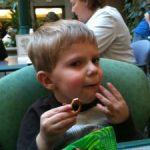 Toddler Talk Thursday: Favorite Snack
