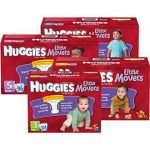 10 Tips To Keep Up With Little Movers! Plus Win 5 Packs of Huggies Diapers!