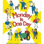 Giveaway: Monday is One Day Children's Book, 3 Winners!