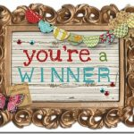 Winners: Flip Camera, Wilton Prize Pack and Old Time Pottery Gift Cards!