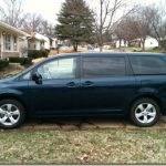 2011 Toyota Sienna: A Dad's Review