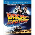 Back to the Future Trilogy on Blu-Ray for $24.99! Usually $79.99!
