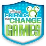 Disney's Friend's for Change Games Update!