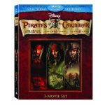 Pirates of the Caribbean Blu-Ray Trilogy for only $32.99!