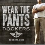 Father's Day Giveaway: Dockers Khakis!