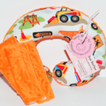 Lou Bugs Boutique Child's Travel Neck Pillow Review & Giveaway