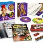 WILLY WONKA & the Chocolate Factory 40th Anniversary Ultimate Collector's Edition: Available October 4th!