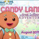 Kidtoons Giveaway: Candyland!