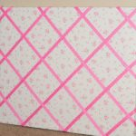 How to Make a Ribbon Memo Board!