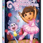 Giveaway: Dora's Ballet Adventures DVD