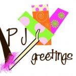 PJ Greetings Custom Ink Stamps Review & Giveaway