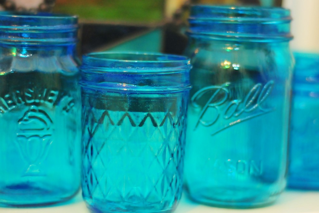 Diy Colored Gl Mason Jars Sippy