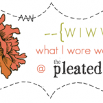 What I Wore Wednesday: BlogHer and #MomsFF Edition!