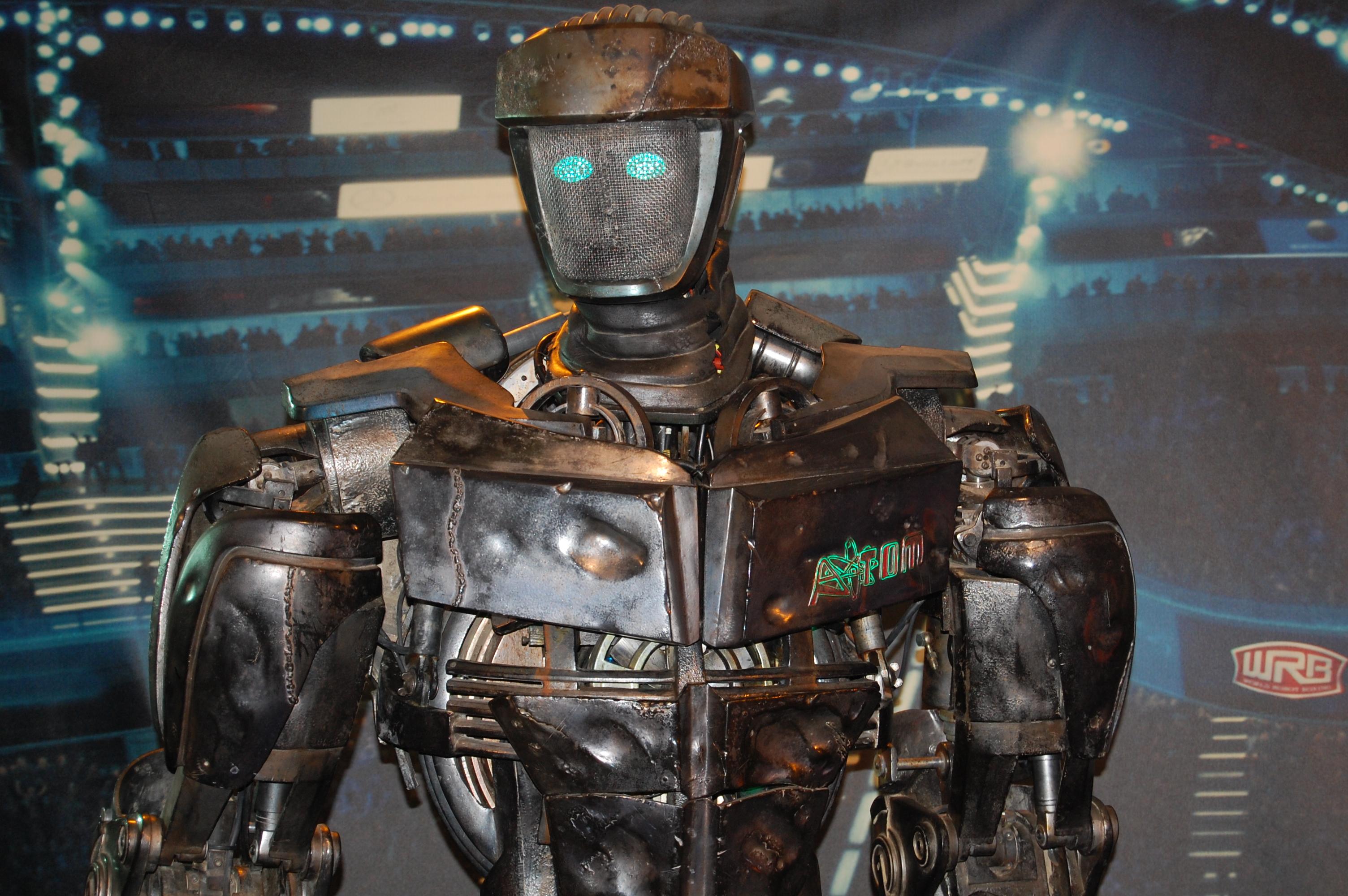 Живая сталь все роботы по именам