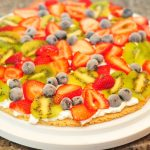Recipe: EASY & Kid-friendly Dessert Fruit Pizza!