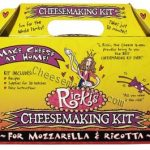 New England Cheesemaking 30 Minute Mozzarella & Ricotta Kit Review & Giveaway!