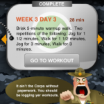 Couch to 5K: Week Three