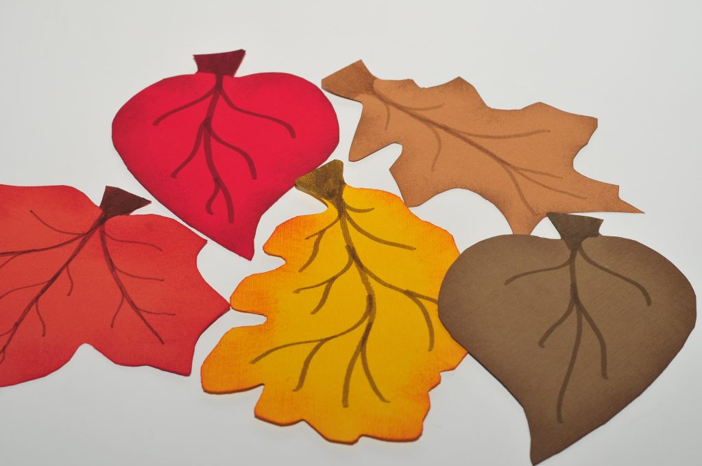 Decorate Leaves