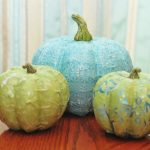 Make It Pretty Wednesdays: Pretty Mod Podge Pumpkins