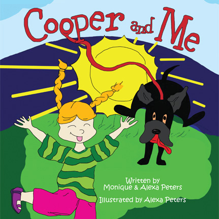 front cover of cooper and me book