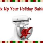 Winner of the KitchenAid Stand Mixer and Cover is…..