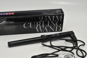 NuMe's curling wand