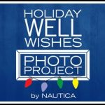 Nautica Holiday #WellWishes Photo Project and $25 Gift Card Giveaway