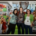 Wordless Wednesday: How I Met The Muppets {And Jason Segel!} #Muppets