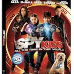 Movie Night: Spy Kids 4: All The Time in the World