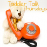 Toddler Talk Thursday: Playground Etiquette #letstalktoddler
